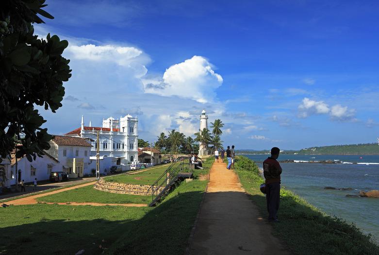 Sri Lanka | Faro de Galle