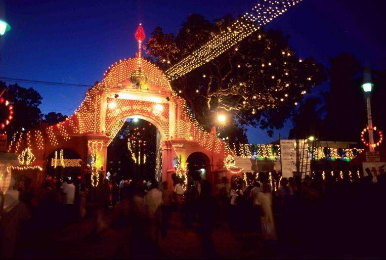 Sri Lanka | Fiesta en Kataragama