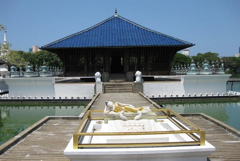 Sri Lanka | Templo Gangarama, Colombo